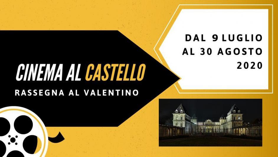 Cinema al Castello 2020