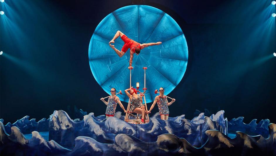 Spettacoli del Cirque du Soleil in streaming gratuito