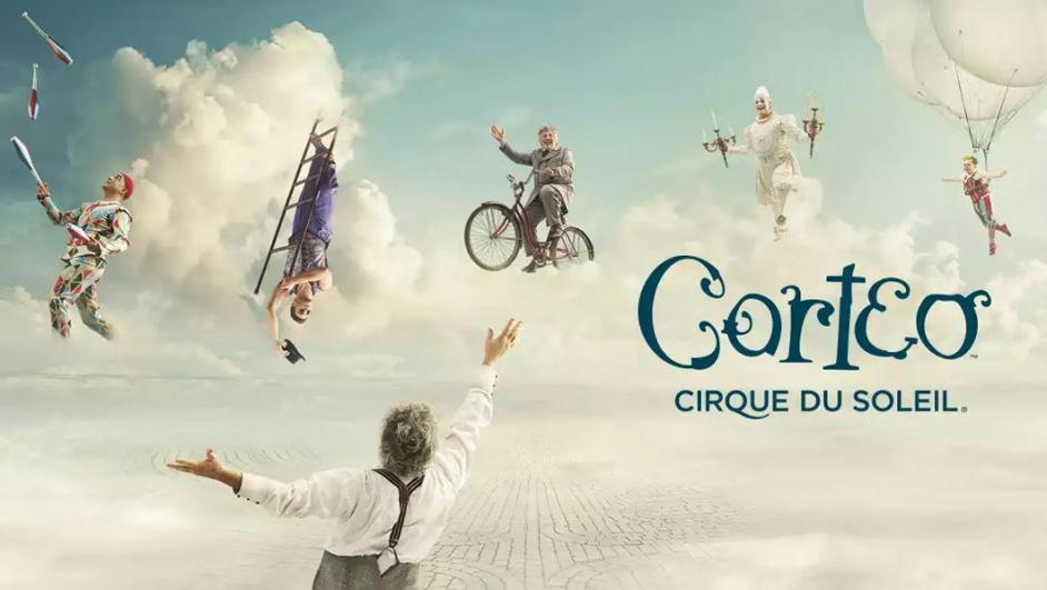 locandina corteo cirque du soleil