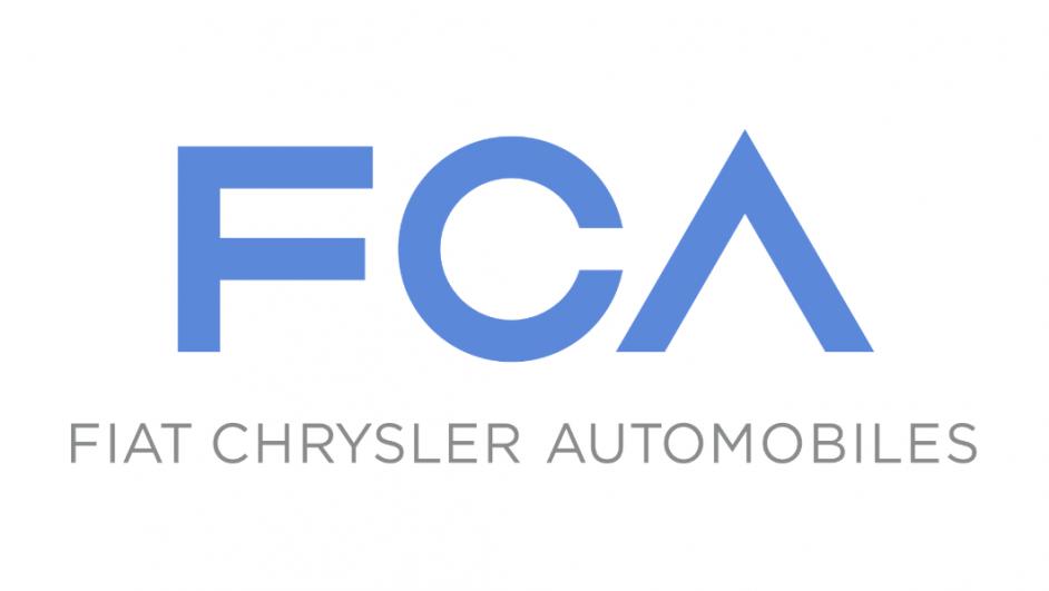 logo FCA - Fiat Chrysler Automobiles