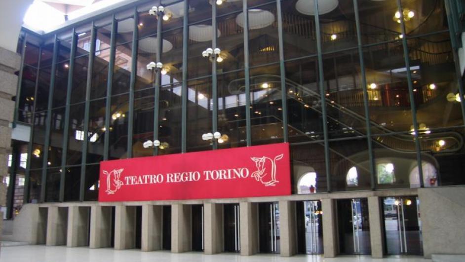 ingresso Teatro Regio