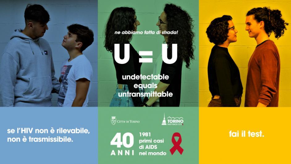 U=U undetectable equals untransmittable