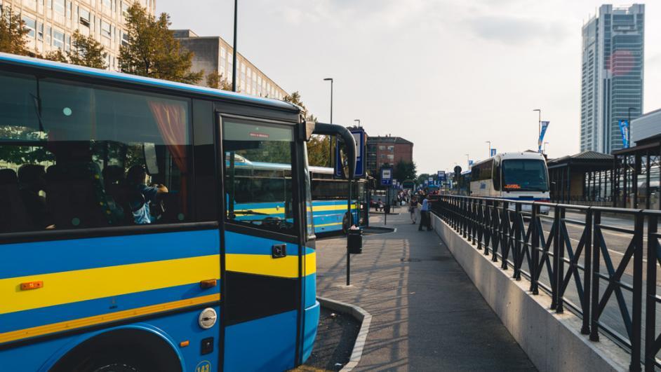 bus di Torino