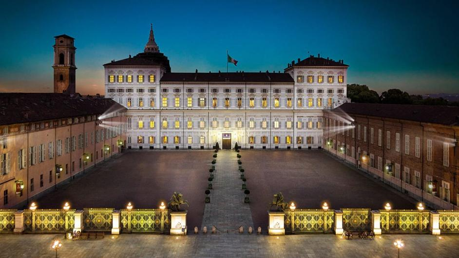 Palazzo Reale a Torino