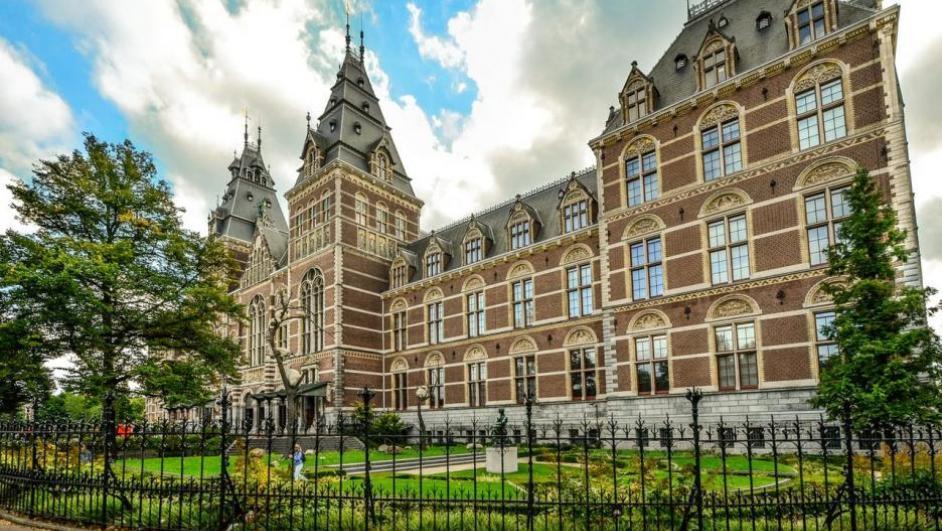 monumento di amsterdam