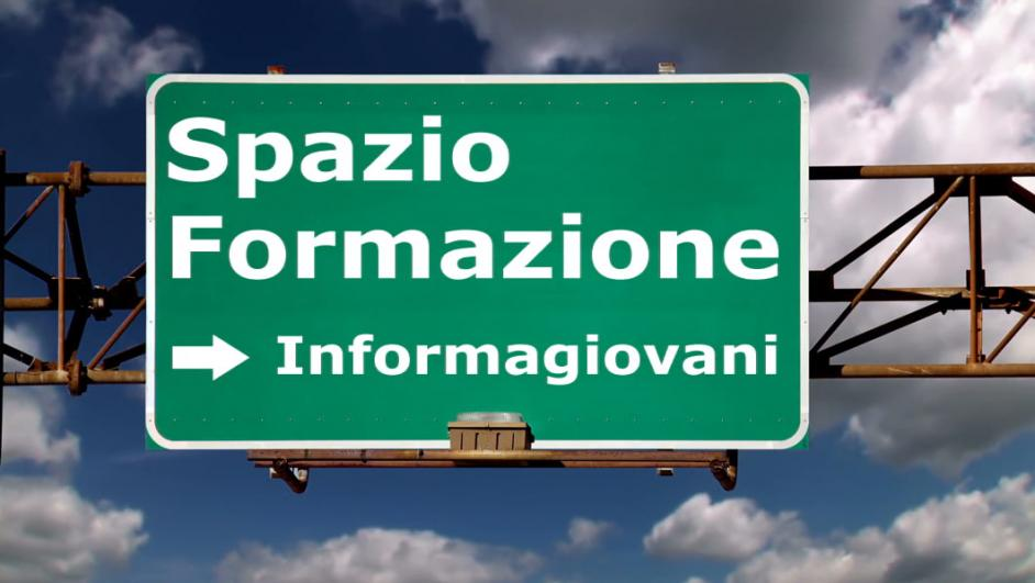 Spazio Formazione all'Informa Giovani Torino