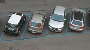 Parcheggi a Ferrara