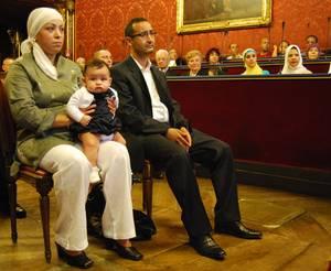 La famiglia Abdane