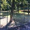 Riqualificazione SIstema Verde   Area cani via Petella   posa recinzione   Luglio 2105