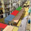 Riqualificazione area mercatale via Foroni/piazza Cerignola | Render | Progetto-3