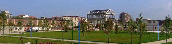 Realizzazione Parco Spina 4 | Cantiere | Settembre 2014