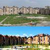 Realizzazione area verde ex-Ceat | Prima e dopo
