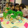 Riqualificazione del cortile della Scuola Elementare Pestalozzi | via Banfo 32 | I bambini coinvolti nel processo di progettazione partecipata