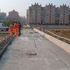 Realizzazione area verde Ex Ceat | Cantiere | Dicembre 2011