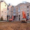 Realizzazione area verde ex-Ceat | Cantiere | Febbraio 2012-2