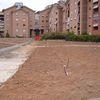 Realizzazione area verde ex-Ceat | Cantiere | Aprile 2012
