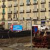 Riqualificazione del Mercato Foroni | Piazza Cerignola | Cantiere | Febbario 2015