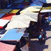 Riqualificazione del mercato Foroni | via Foroni | Fine cantiere | Novembre 2015