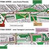 Riqualificazione sistema verde   Zoom planimetria   Progetto