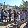 Un altro momento dell'iniziativa Scuola senza Moneta (foto di Laura Carletti del Gruppo Abele).JPG